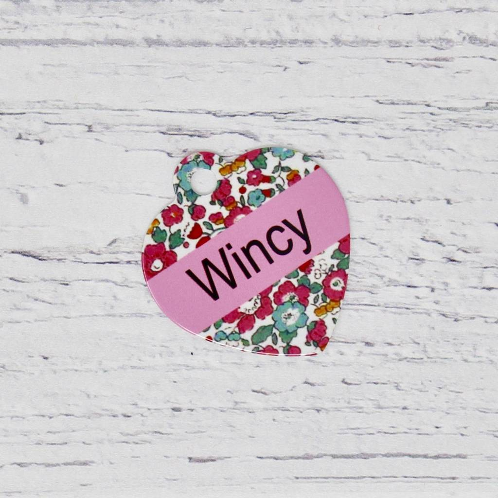 Wincy ID Tag