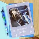 Father's Day From The Dog Coaster Card