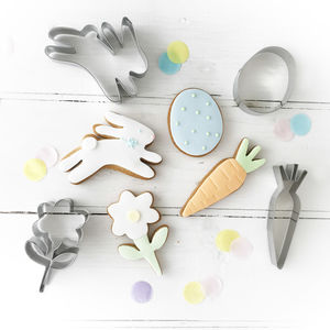 Easter Themed Cookie Cutters - easter homeware