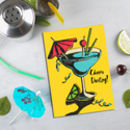 Bold Cocktail Card
