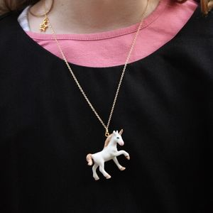 Children's Unicorn Necklace