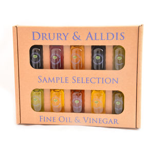 The Sample Selection Of Oil And Vinegar - sauces & seasonings