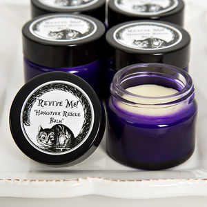 Hangover Rescue Balm - hen party gifts & styling
