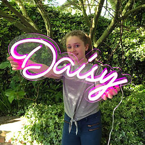 Bespoke Name LED Neon - decoration