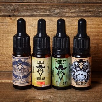 Beard Oil Kit