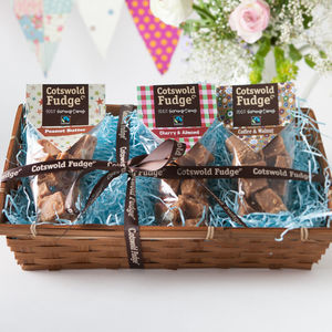 The Nutty Fudge Hamper
