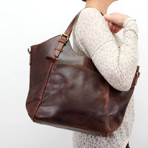 Windsor Leather Handbag