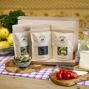 Six Month Olive And Antipasti Subscription