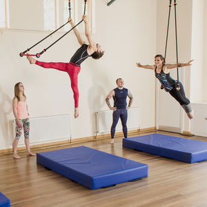 Static Trapeze Beginners Class For One - experiences