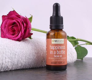 Happiness In A Bottle Facial Oil