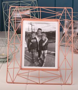 Picture Frames With Geometric Inspired Design - new in prints & art