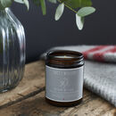 'No more wet dog' Organic Soy Wax Candle
