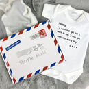 'Mum To Be' Babygrow, A Perfect Baby Shower Gift