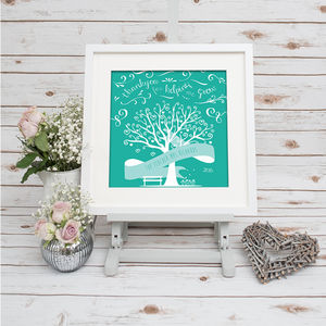 'Thankyou For Helping Me Grow' Print - thank you gifts