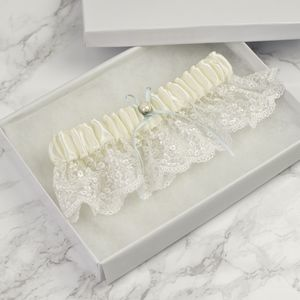 Mabelicious Vintage Inspired Bridal Garter - lingerie accessories