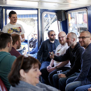 Bristol Boat And Brewery Tour Experience For Two