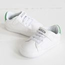 Personalised Velcro Trainers Green