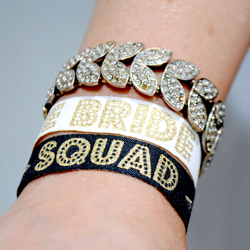 crystal tone hashtag new squad lyst bracelet spade in york jewelry kate cuff gallery gold