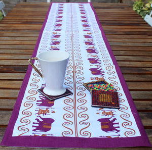 Durbar Days Table Linen