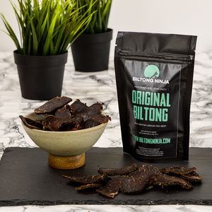 Biltong Original Flavour Handcrafted And Freshly Sliced