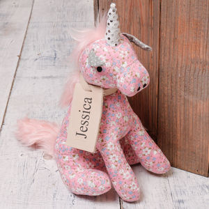 Novelty Unicorn Fabric Doorstop - decorative accessories