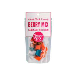 Berry Mix Hard Rock Candy In A Bag