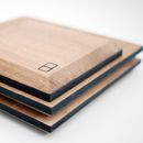 Oak Chopping Board Wooden / Square