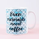 Mermaid Coffee Mug