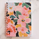 Bloom Blush Notebook/ Personalised Notebook/ Gift