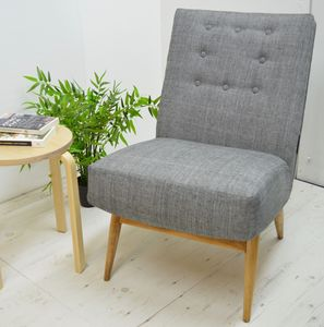 Mid Century Refurbished 1950's Parker Knoll Chair