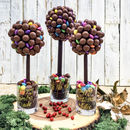 Malteser And Smarties Chocolate Tree