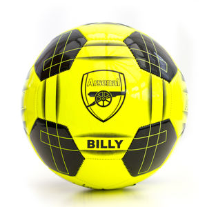 Personalised Arsenal Football