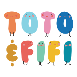TOTO & FIFI - personalised kids drawings - designed by kids, for kids