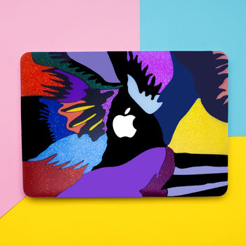 Feathers Macbook Case, More Colours