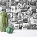 Personalised Family Memories Photo Wallpaper