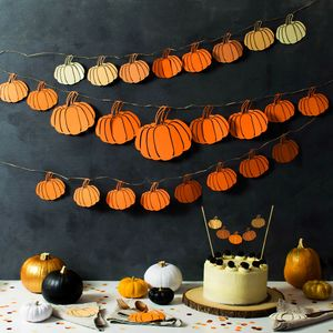 Halloween Pumpkin Party Decoration Kit