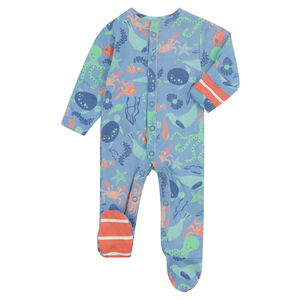 Save Our Seas Footed Baby Sleepsuit