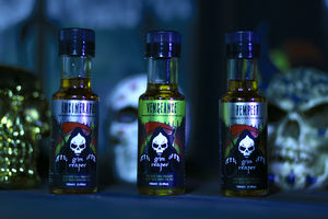 Grim Reaper Chilli Oil Selection - food & drink