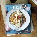 Signed 'Fish' Cookbook By Mat Follas