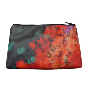 Abstract, Modern, Waterproof Cosmetic Bag - make-up & wash bags
