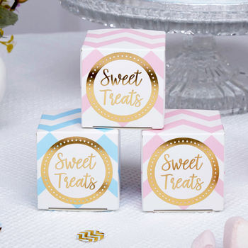 Party Sweet Treat Favour Boxes