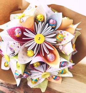 Chocolate Easter Bouquet - easter food & drink