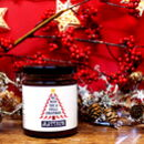 'Chilli Christmas' Personalised Chilli Jam