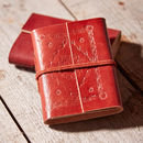 Fair Trade Leather notebooks