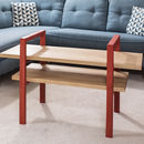 'Golden Gate' Solid Oak Living Room Coffee Table