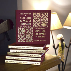 The Book Of Upside Down Thinking - coffee table books