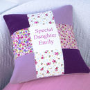 Special Daughter Cushion