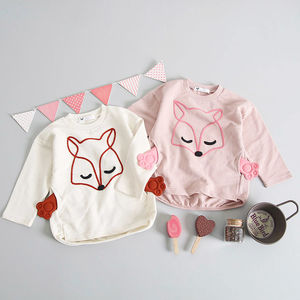 Fox Paw Jumper - new in baby & child
