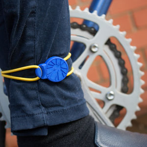 3D Printed Bicycle Trouser Clip