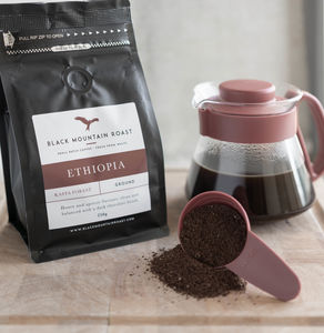 Ethiopia Kaffa Forest Coffee - teas, coffees & infusions